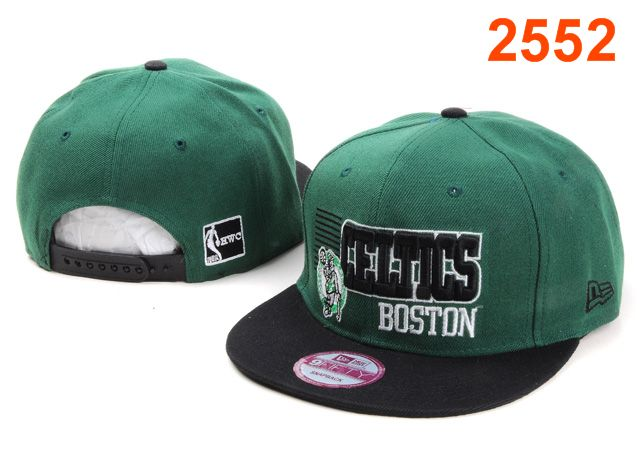 Boston Celtics NBA Snapback Hat PT075